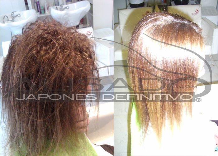 La máscara para posechennyh del cabello y el crecimiento