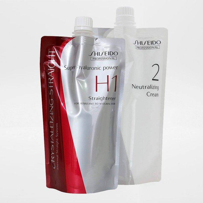 Alisado Japonés Shiseido Crystallizing H Cabellos Normales 400 ml.
