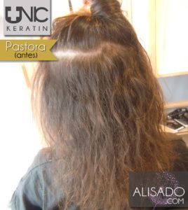 Pastora Antes3 Alisado Keratina Unic Sin Formol