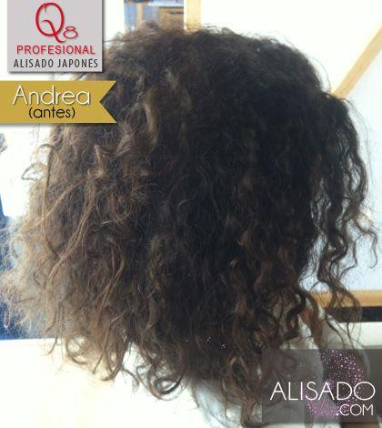 Andrea Antes2 Alisado Japones Afro