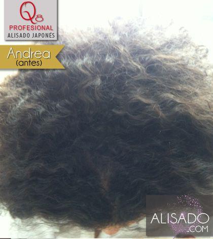 Andrea Antes4 Alisado Japones Afro