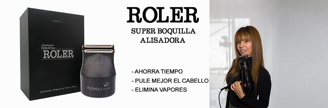 SÚper Boquilla Alisadora ROLER